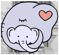 ゾウの親子-blog.png